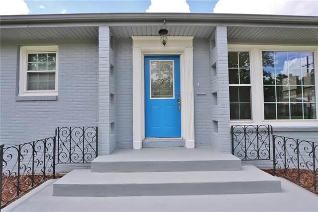 1505 Riviera Avenue, New Orleans, LA 70122 (MLS #2301052) :: Freret Realty