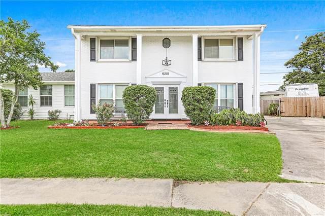 6201 Gillen Street, Metairie, LA 70003 (MLS #2301064) :: Turner Real Estate Group