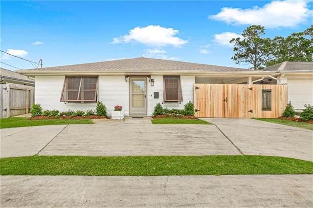 2509 N Sibley Street, Metairie, LA 70003 (MLS #2301070) :: Turner Real Estate Group