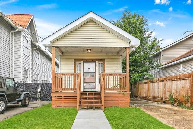 2677 Gladiolus Street, New Orleans, LA 70122 (MLS #2301079) :: United Properties