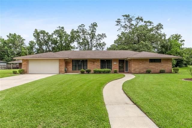 2520 Fawnwood Road, Marrero, LA 70072 (MLS #2301089) :: Turner Real Estate Group