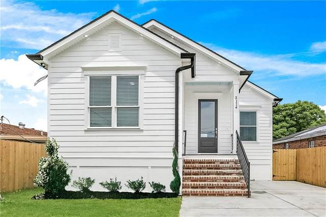 3114 Albany Street, Kenner, LA 70065 (MLS #2301142) :: Top Agent Realty