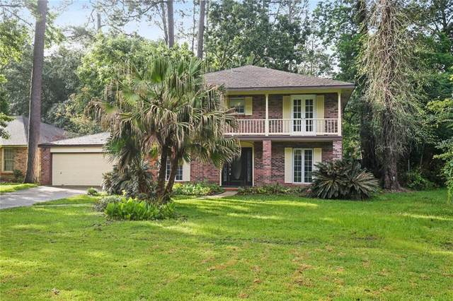 110 Laurelwood Drive, Covington, LA 70433 (MLS #2301225) :: Crescent City Living LLC