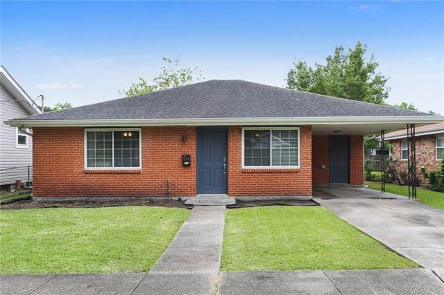 704 Blanche Street, Metairie, LA 70003 (MLS #2301255) :: Turner Real Estate Group