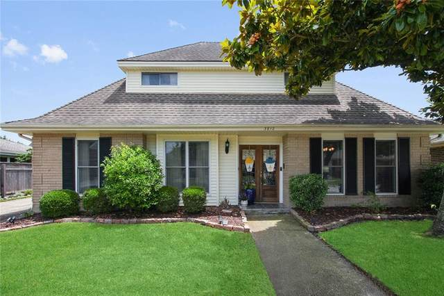 3812 Lake Trail Drive, Kenner, LA 70065 (MLS #2301274) :: Satsuma Realtors