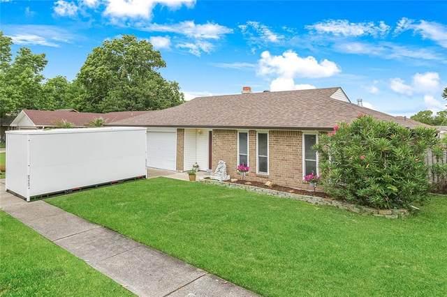 2740 Chenier Street, Marrero, LA 70072 (MLS #2301367) :: Crescent City Living LLC
