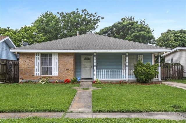 3815 Delaware Avenue, Kenner, LA 70065 (MLS #2301422) :: Satsuma Realtors