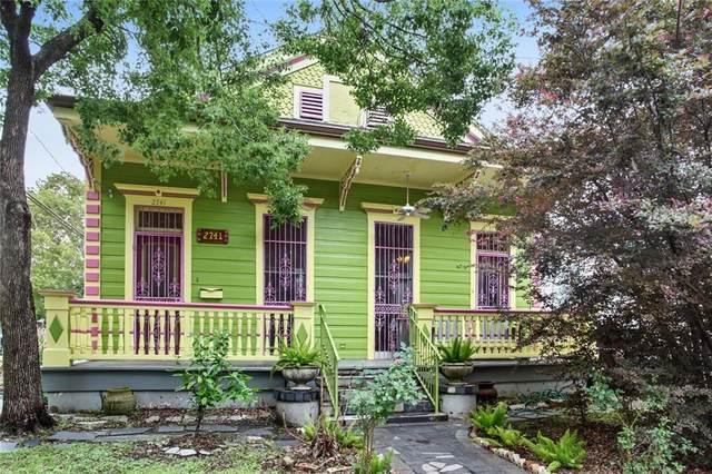 2741 Ursulines Avenue, New Orleans, LA 70119 (MLS #2301437) :: Satsuma Realtors
