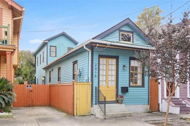 2418 Dauphine Street, New Orleans, LA 70117 (MLS #2301481) :: Reese & Co. Real Estate