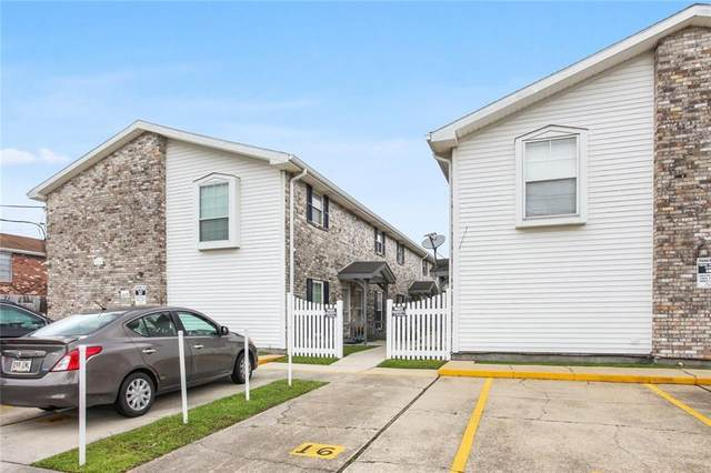 1628 Vintage Drive #4, Kenner, LA 70065 (MLS #2301493) :: Crescent City Living LLC