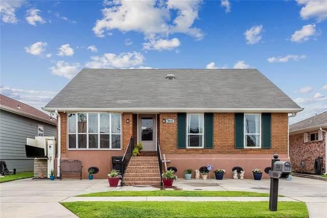 8412 Colonel Drive, Chalmette, LA 70043 (MLS #2301568) :: Turner Real Estate Group