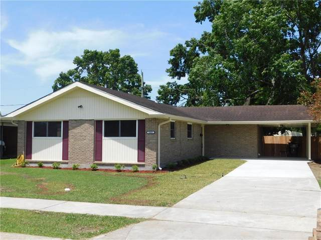 3443 Huntlee Drive, New Orleans, LA 70131 (MLS #2301614) :: Satsuma Realtors