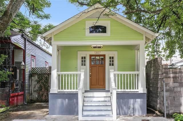 1307 Constance Street, New Orleans, LA 70130 (MLS #2301675) :: Crescent City Living LLC