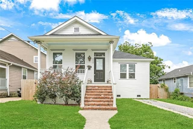 5158 Lafaye Street, New Orleans, LA 70122 (MLS #2301678) :: Reese & Co. Real Estate