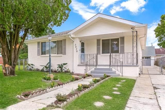 3828 Derbigny Street, Metairie, LA 70001 (MLS #2301717) :: Robin Realty