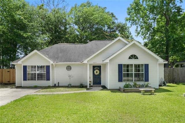 1617 Live Oak Street, Slidell, LA 70460 (MLS #2301720) :: Turner Real Estate Group