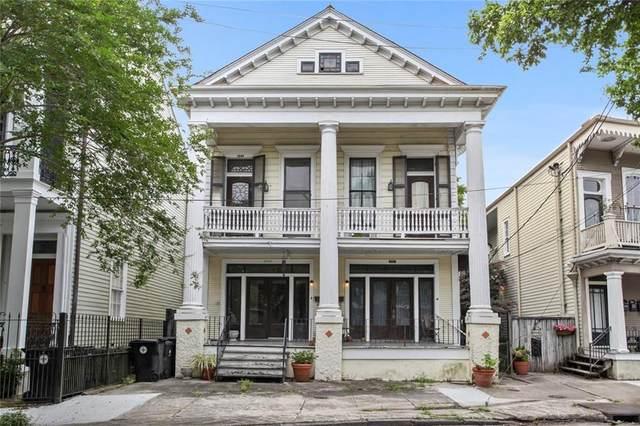1343-1345 Coliseum Street, New Orleans, LA 70130 (MLS #2301776) :: Crescent City Living LLC