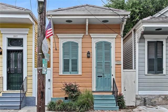 1809 Burgundy Street, New Orleans, LA 70116 (MLS #2301785) :: Reese & Co. Real Estate