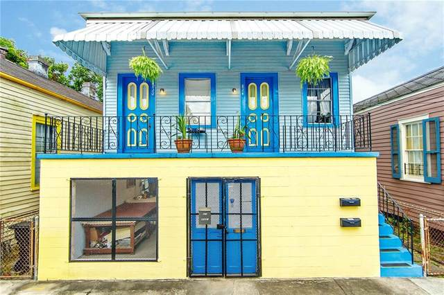 824 Piety Street, New Orleans, LA 70117 (MLS #2301849) :: Reese & Co. Real Estate