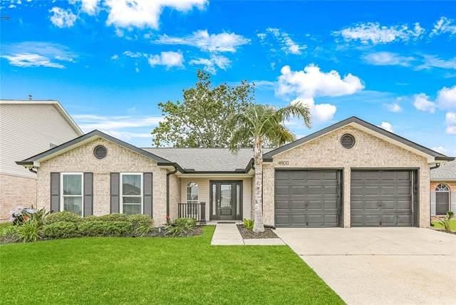 4900 Liberty Oaks Drive, Marrero, LA 70072 (MLS #2301908) :: Crescent City Living LLC