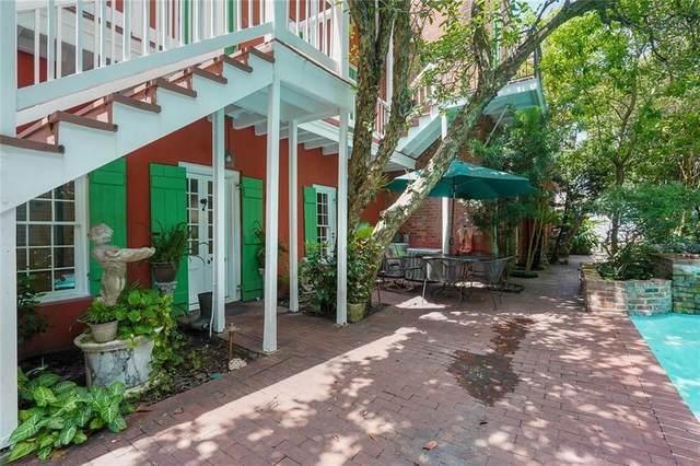 1022 St Peter Street #103, New Orleans, LA 70116 (MLS #2301927) :: Reese & Co. Real Estate