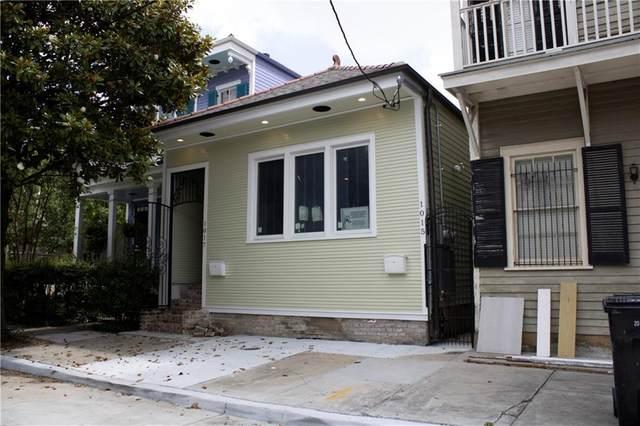 1017 Josephine Street, New Orleans, LA 70130 (MLS #2301935) :: Crescent City Living LLC