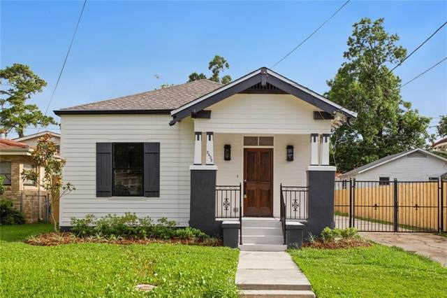2433 Wisteria Street, New Orleans, LA 70122 (MLS #2301977) :: Parkway Realty