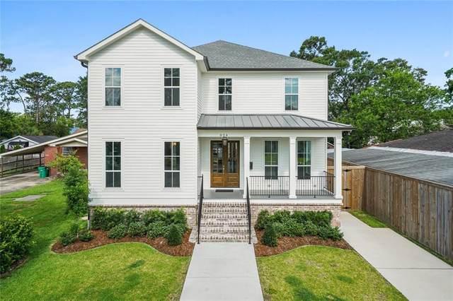 824 Phosphor Avenue, Metairie, LA 70005 (MLS #2302080) :: Crescent City Living LLC