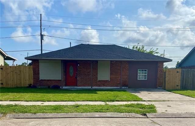 6444 Millender Drive, Marrero, LA 70072 (MLS #2302134) :: Crescent City Living LLC