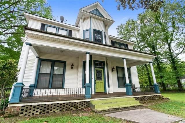 510 North Clark Avenue, Magnolia, MS 39652 (MLS #2302170) :: Parkway Realty