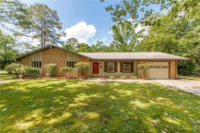 18 Karen Drive, Covington, LA 70433 (MLS #2302197) :: Turner Real Estate Group