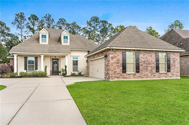 583 Tanglewood Drive, Slidell, LA 70458 (MLS #2302204) :: Top Agent Realty