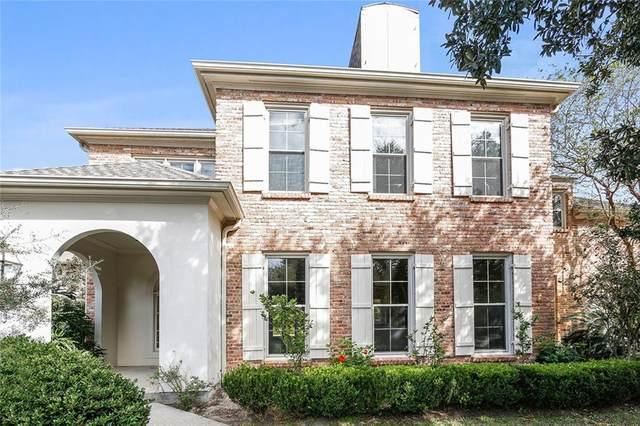 4 Eagle Trace Drive, New Orleans, LA 70131 (MLS #2302207) :: Turner Real Estate Group
