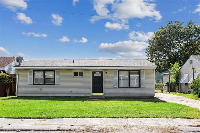 713 Herald Street, New Orleans, LA 70131 (MLS #2302219) :: Satsuma Realtors