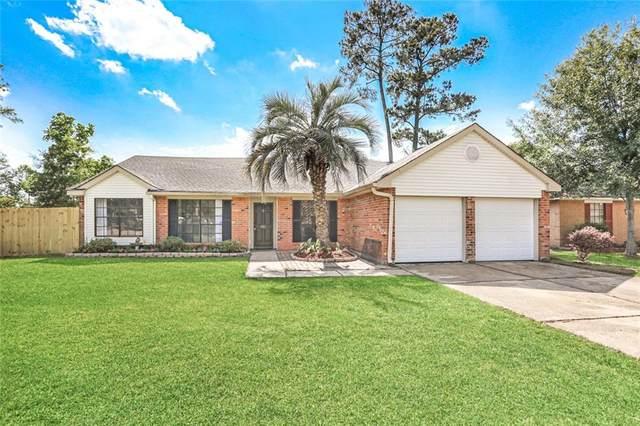 801 Lake Vermillion Court, Slidell, LA 70461 (MLS #2302252) :: Turner Real Estate Group