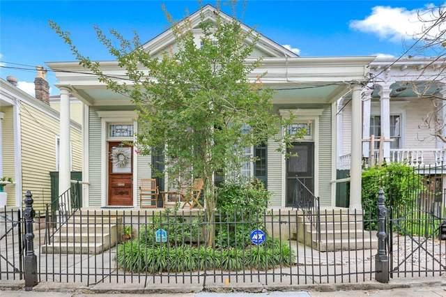 2704 Constance Street #2704, New Orleans, LA 70130 (MLS #2302278) :: Satsuma Realtors