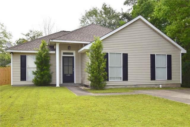 608 Sunset Drive, Slidell, LA 70460 (MLS #2302293) :: Turner Real Estate Group