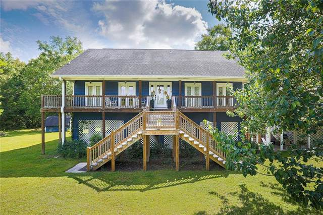 112 Doubloon Drive, Slidell, LA 70461 (MLS #2302300) :: Freret Realty