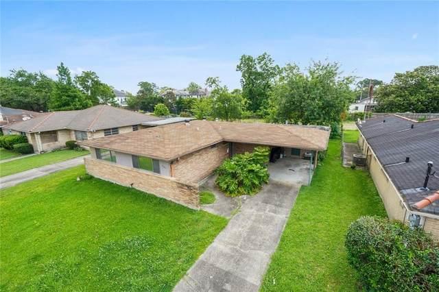 Beverly Garden Drive, Metairie, LA 70001 (MLS #2302303) :: Crescent City Living LLC
