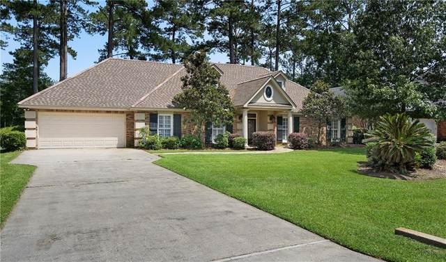 825 Tete Lours, Mandeville, LA 70471 (MLS #2302312) :: Turner Real Estate Group