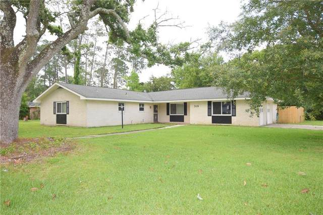 319 Country Club Boulevard, Slidell, LA 70458 (MLS #2302355) :: Top Agent Realty