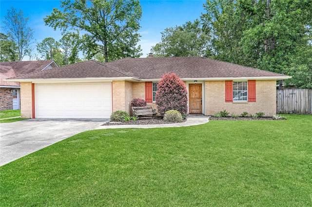 313 Lake Village Boulevard, Slidell, LA 70461 (MLS #2302374) :: Robin Realty
