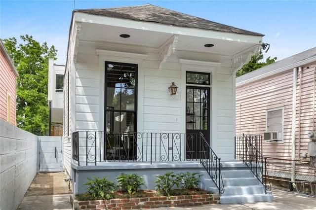 522 Washington Avenue, New Orleans, LA 70130 (MLS #2302440) :: Reese & Co. Real Estate