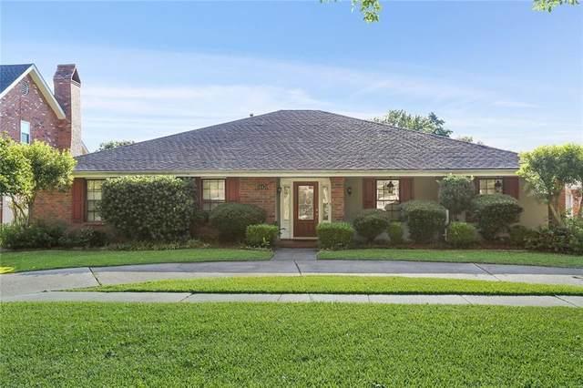 4421 Rebecca Boulevard, Metairie, LA 70003 (MLS #2302490) :: United Properties