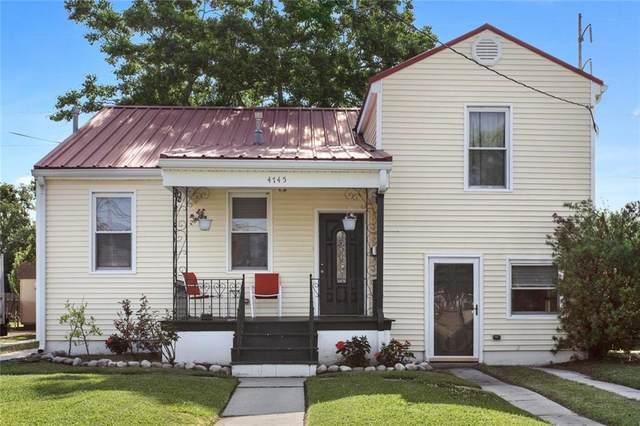 4745 Eastern Street, New Orleans, LA 70122 (MLS #2302530) :: Turner Real Estate Group