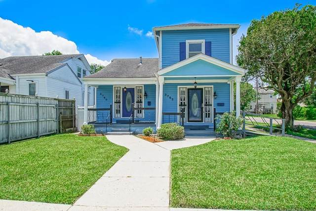 3760 62 Clermont Drive, New Orleans, LA 70122 (MLS #2302608) :: Parkway Realty