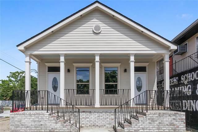 201-203 N Broad Street, New Orleans, LA 70119 (MLS #2302672) :: Reese & Co. Real Estate