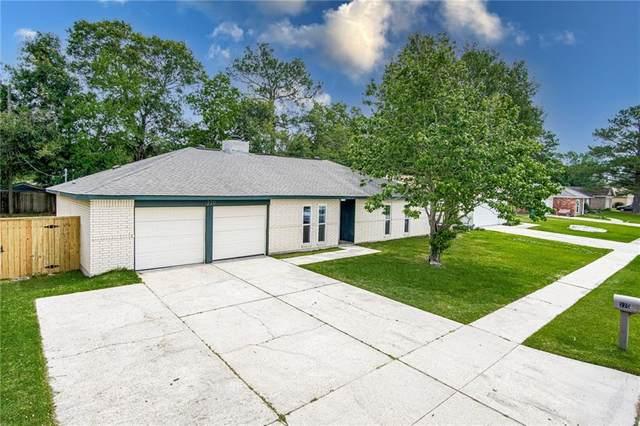 220 Brian Drive, Slidell, LA 70458 (MLS #2302885) :: Crescent City Living LLC