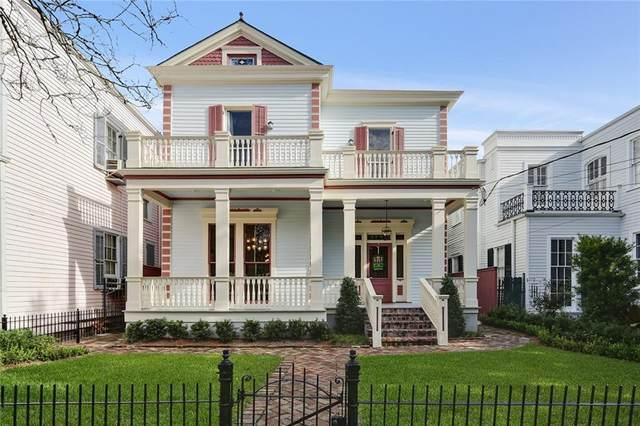 3205 Chestnut Street, New Orleans, LA 70115 (MLS #2302998) :: Reese & Co. Real Estate