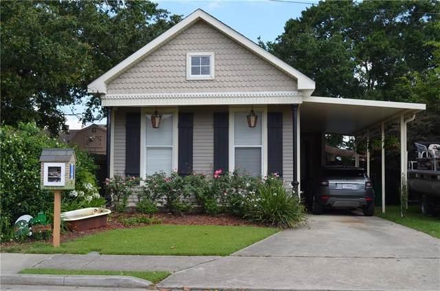 319 Seventh Street, Gretna, LA 70053 (MLS #2303048) :: Crescent City Living LLC